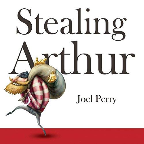 Stealing Arthur audiobook cover art