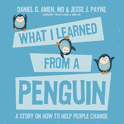 What I Learned From a Penguin audiobook cover art