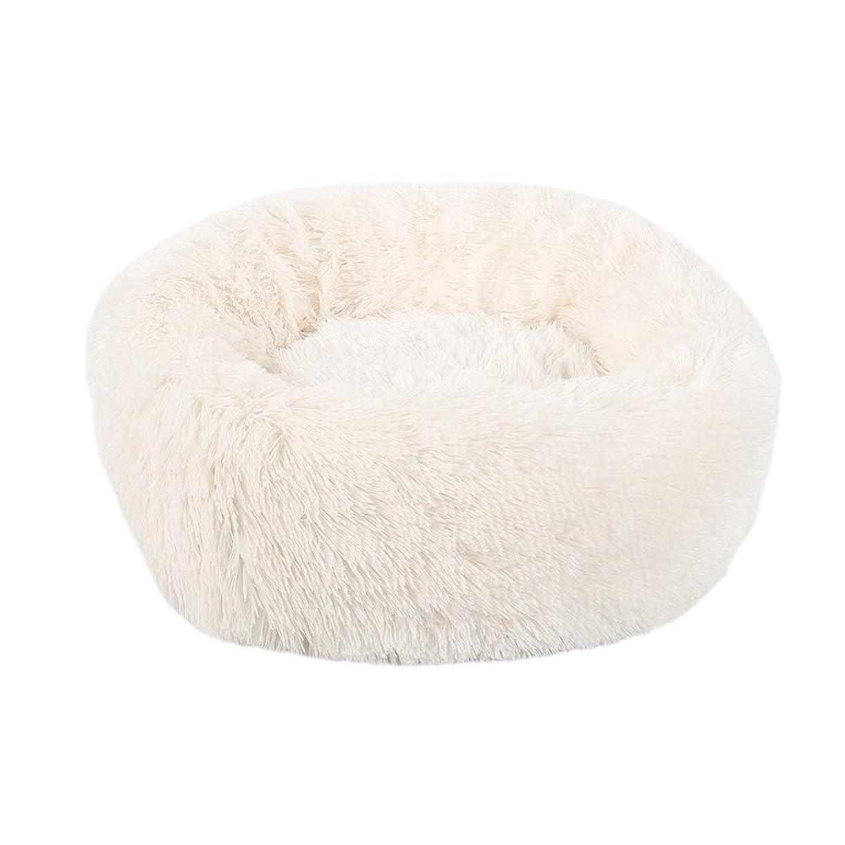磁石裏切り暗くするJIANYI JP バッグ 子犬 犬 猫 クッション マット ペット用品 スリーピング ソフト 犬 ベッド グレー 冬 暖かい (Color : Light Grey, Size : 60x20cm)