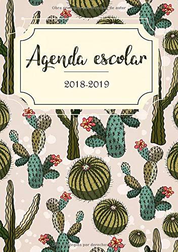 Agenda Escolar 2018-2019: El calendario semestral y planificador de estudios para el nuevo año académico 2018-2019