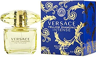 vér sace Yellow Diamond Intense Eau De Parfum Spray For Women 3 OZ./ 90 ML