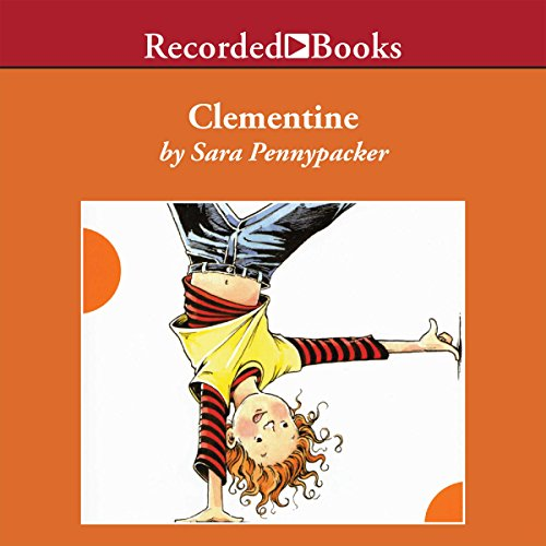 Clementine  audiobook cover art