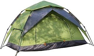 Yongqin Campingtält utomhusutrustning vattentät skosnören unisex utomhus tipi-tält finns i – 2 personer