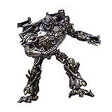 Jetta King Jouets Transformers, Mpm-08 Megatron Modèle Original Grand Alliage Version du modèle d'avion de Chasse