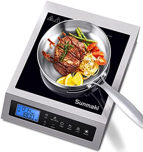 Top 10 Best double burner electric stove Reviews