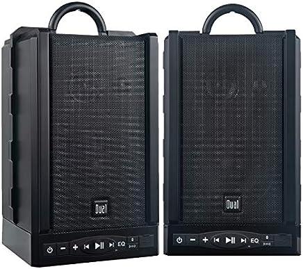 Dual Electronics LU48BTS Wireless Portable Bluetooth...