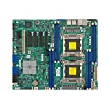 Supermicro Motherboard MBD-X9DRL-IF-B LGA2011 Mainboard for Dual professor DDR3 ATX Brown Box