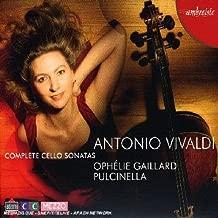 Antonio Vivaldi: Complete Cello Sonatas