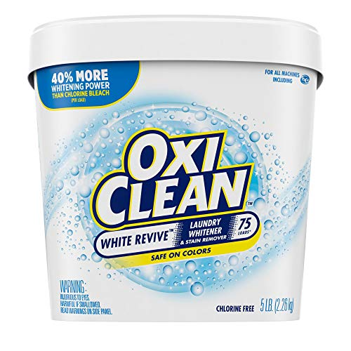 OxiClean White Revive Powder Cleanser