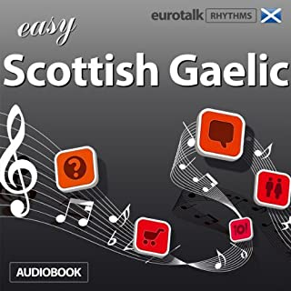 Rhythms Easy Scottish Gaelic cover art