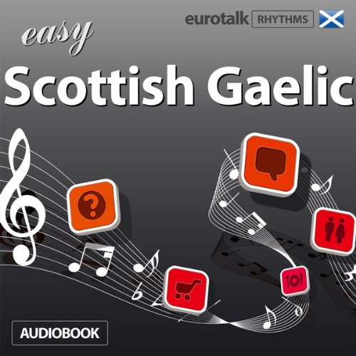 Rhythms Easy Scottish Gaelic audiobook cover art