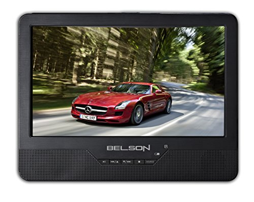 Belson Leitor de DVD Portátil BS-128 9