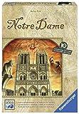 Ravensburger- Notre Dame: Juego de Mesa de Estrategia edición del 10 Aniversario, Multicolor, Estándar (26994)