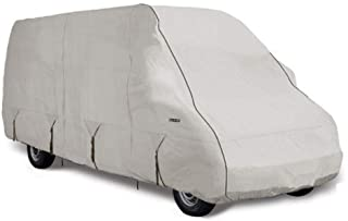 Goldline Class B RV Cover by Eevelle | Waterproof Fabric | Tan and Gray, 18-20 Feet