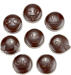 Polycarbonate Mold for Chocolate (Emoji Set)