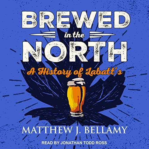 Couverture de Brewed in the North