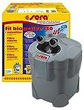 Sera Fil bioactive con Filtro Esterno UV per Acquario con 5 Watt UV-C Integrato (Riduce Agenti patogeni, parassiti e alghe)
