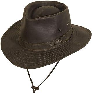 Scippis Irving Cappello in Pelle Cappello da Cowboy Cappello Australia Cappello Western Cappello