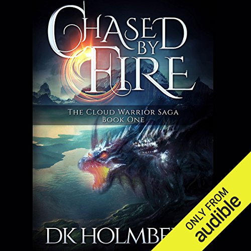 Chased by Fire audiobook cover art