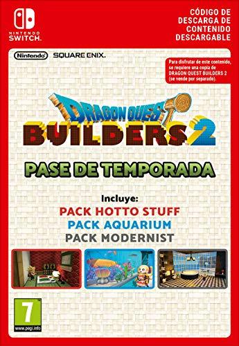 Dragon Quest Builders 2 : Pase de Temporada | Switch - Version digitale/code