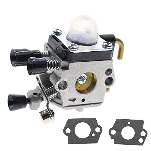 AUTOKAY Carburetor Replacement Zama for STIHL FS38 FS45 FS45C FS46 FS55 FS55RC KM55 HL45 Replace