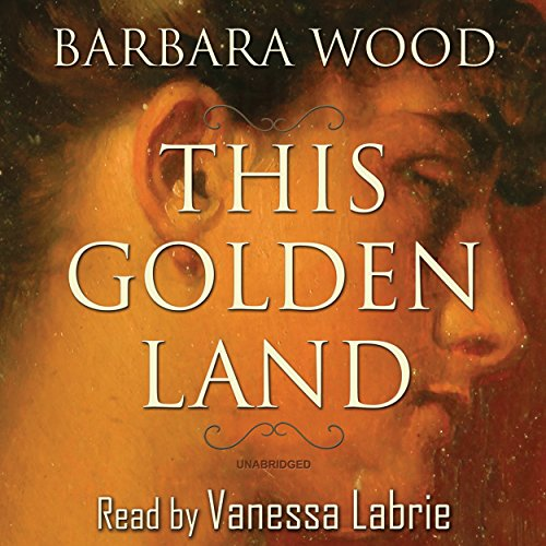 This Golden Land audiobook cover art