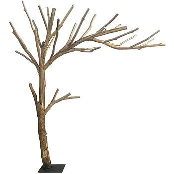 Country cestas de 121,92 cm /árbol de Manzanita Artificial Blanco