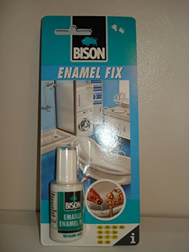 Price comparison product image Enamel Fix in White Touch in Paint to repair chips etc