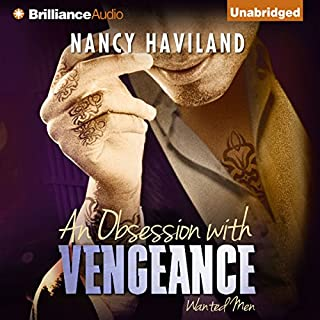 An Obsession with Vengeance audiobook cover art