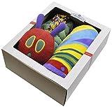 Zoobie Pets Vhcg001 Hungry Caterpillar Gift Box Set / (Blanket Stuffed)