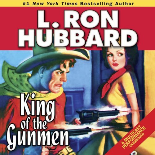 King of the Gunmen copertina