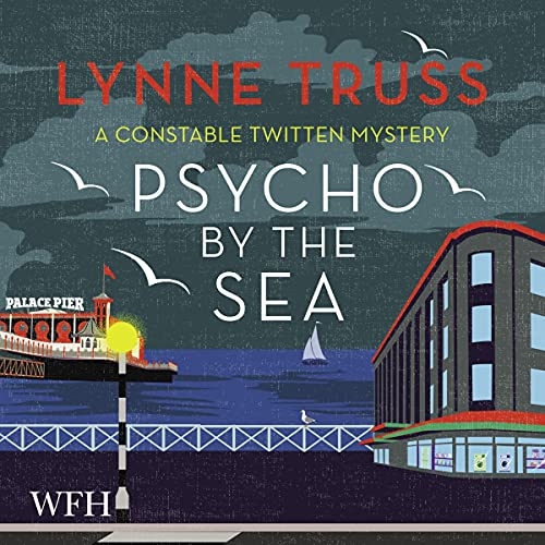 Psycho by the Sea cover art