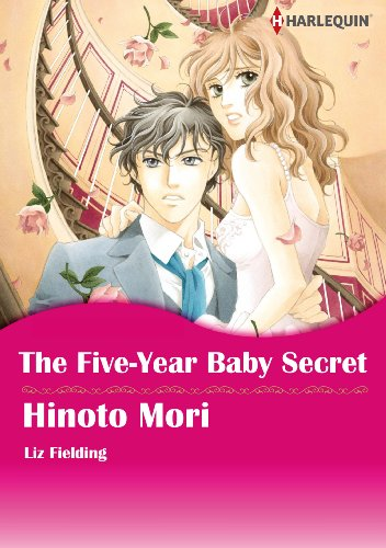 The Five-Year Baby Secret: Harlequin comics (English Edition)