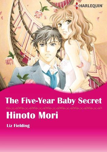 The Five-Year Baby Secret: Harlequin comics (English Edition)