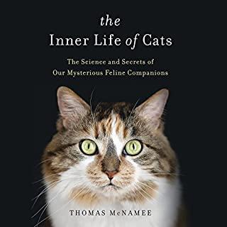 The Inner Life of Cats audiobook cover art