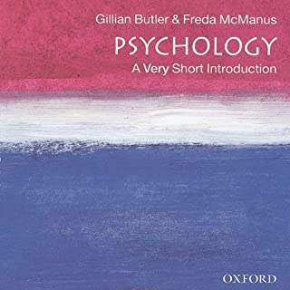 Psychology: A Very Short Introduction cover art