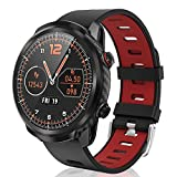Smart Watch for Android and iOS Phone,CatShin Fitness Tracker for Men Women with Pedometer Heart Rate Monitor Sleep Tracker IP67 Waterproof Smartwatch Compatible with iPhone