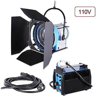 9000W HMI Par Lighting Day Light 90V~130V + 6KW/9KW Electronic Ballast Kit+Cable For Film Camera Studio Video Photographic Lighting Equipment