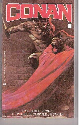 Conan 0441114814 Book Cover