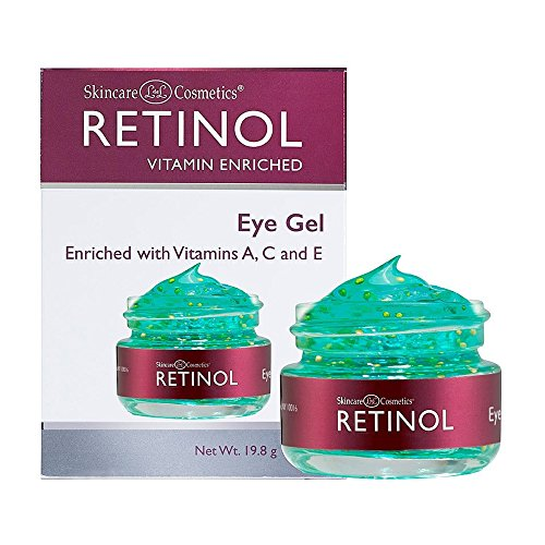 Skincare LdeL Cosmetics® Retinol Augengel 14g
