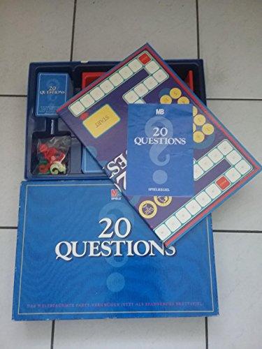 20 Questions - MB