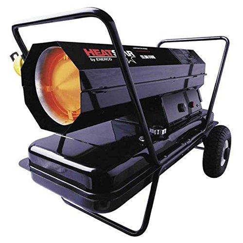 50K Heatstar By Enerco F170250 Forced Air Kerosene Heater HS50K