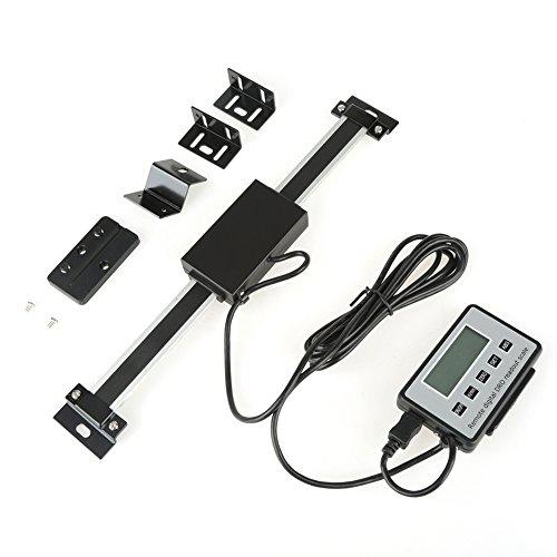 Digitalanzeige-Kit, 0-150 mm Digitalanzeige Genaue Digital-LCD-Anzeigeskala für Fräsmaschinen Drehmaschinen Holz- und Metallbearbeitung