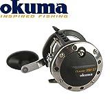 Okuma Classic XP Pro - XP452La Multirolle, Schnurfassung 450m 0,45mm, Meeresrolle, Angelrolle für...