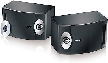 Bose 201 Sistema de altavoces Directo/Reflectante Individual Negro