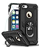 LeYi Case for Apple iPhone SE 2016, iPhone 5/5S Phone Case with Screen