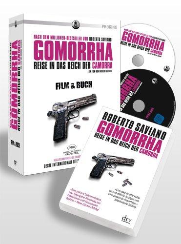 Gomorrha - Reise in das Reich der Camorra (Film plus Taschenbuch plus Extra-DVD)