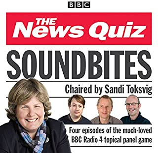 News Quiz: Soundbites cover art