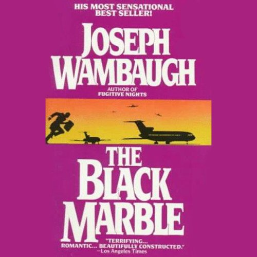 The Black Marble audiobook cover art