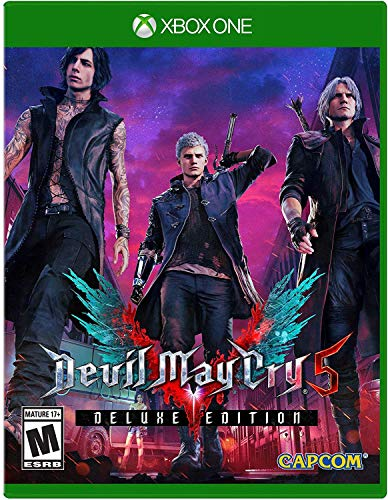 Devil May Cry 5 Deluxe Edition Xbox One – Special Edition – Xbox One